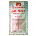 Калибровочный раствор pH 4.01 Milwaukee, фото 1