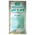 Калибровочный раствор pH 7.01 Milwaukee, фото 1