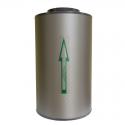 Канальный угольный фильтр КЛЕВЕР 1000 м3, фото 1