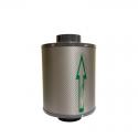 Канальный угольный фильтр КЛЕВЕР 160 м3, фото 1