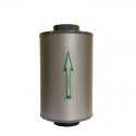 Канальный угольный фильтр КЛЕВЕР 250 м3, фото 1