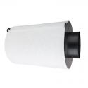 Угольный фильтр PROACTIVE, 400 м3 / 125 мм, фото 1