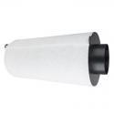 Угольный фильтр PROACTIVE, 600 м3 / 125 мм, фото 1
