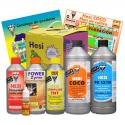 Комплект удобрений и стимуляторов HESI COCO StarterBox, фото 1