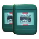 Удобрение для периода вегетации для жесткой воды CANNA Hydro Vega A+B 5л, фото 1