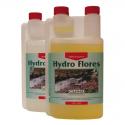 Удобрение для периода цветения для жесткой воды CANNA Hydro Flores A+B 1л, фото 1