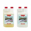 Удобрение для периода цветения для мягкой воды CANNA Hydro Flores A+B 1л, фото 1
