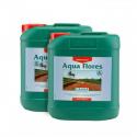 Удобрение для стадии цветения на гидропонике CANNA Aqua Flores A+B 5л, фото 1