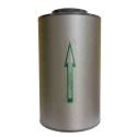 Канальный угольный фильтр КЛЕВЕР - П 1500 м3, фото 1