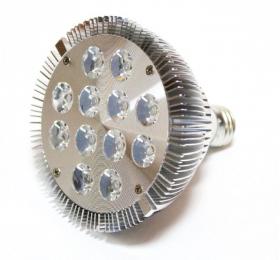 Лампа для растений LED 36 Ватт Е27 (Мультиспектр), фото 1