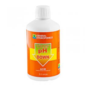 pH Down GHE 0,5 л, фото 1