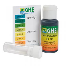 Жидкий pH тест GHE, фото 1