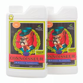 Advanced Nutrients pH Perfect Connoisseur Grow Parts A&B 1 l, фото 1