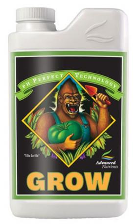 Базовое удобрение Advanced Nutrients pH Perfect Grow 500мл, фото 1